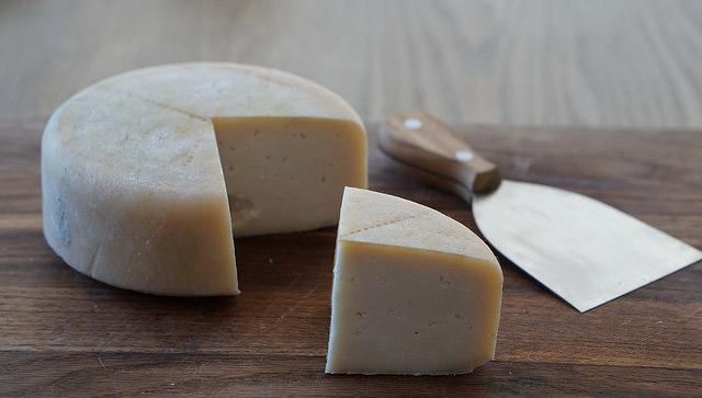 Queso De Cabra Curado Casero El Cocinero Fiel